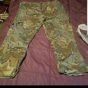 Other - Camo pants